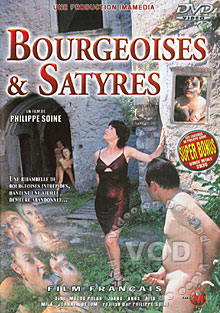 Bourgeoises & Satyres Box Cover