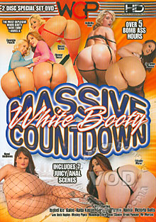 Massive White Booty Countdown Disc 2 Box Cover