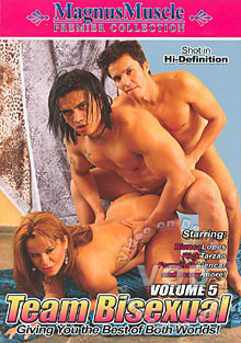 Team Bisexual Volume 5 Box Cover