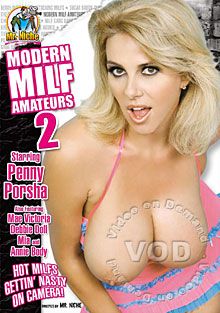 Modern MILF Amateurs 2 Box Cover