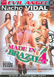 Made In Brazil 4 Box Cover