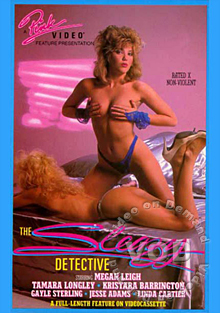 Sleazy Detective Box Cover
