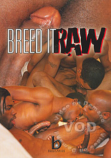 Breed It Raw Box Cover