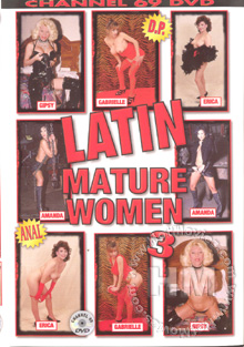 Latin Mature Women 3