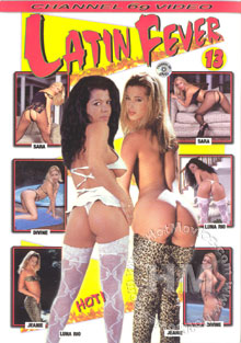 Latin Fever 13 Box Cover