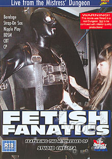 Fetish Fanatics Box Cover
