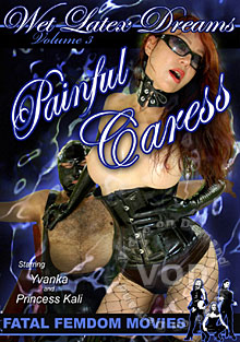 Wet Latex Dreams Volume 3 - Painful Caress Box Cover