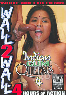 Indian Cum Queens 4 Box Cover