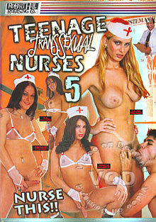 Teenage Transsexual Nurses 5 Box Cover