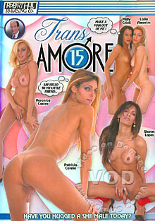 Trans Amore 15 Box Cover