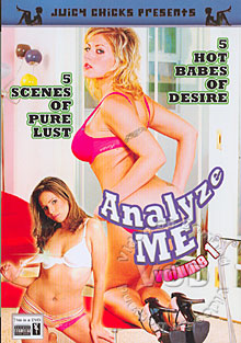 Analyze Me Volume 1 Box Cover