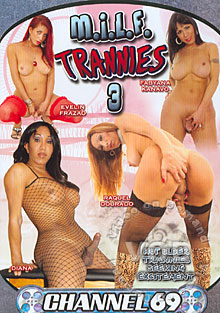 M.I.L.F. Trannies 3 Box Cover