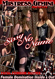 Sissy No Name Box Cover