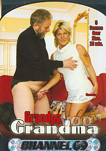 Grandpa Fucks Grandma Box Cover