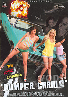 Bumper Grrrls Box Cover