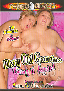 Dirty Old Grandma - Doing It Again! Box Cover