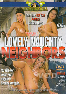Lovely Naughty Neighbors Box Cover