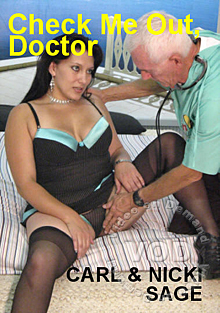 Check Me Out, Doctor Box Cover