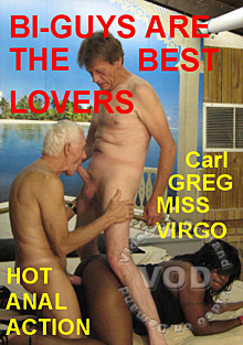 Bi-Guys Are The Best Lovers Box Cover