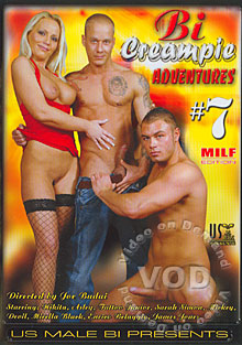 Bi Creampie Adventures #7 Box Cover