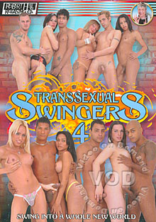 Transsexual Swingers 4 Box Cover