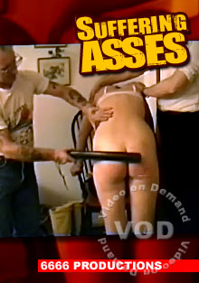 Suffering Asses Box Cover