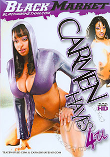 Carmen Hayes 4 U Box Cover