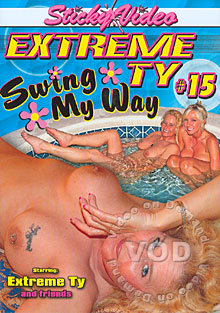 Extreme Ty #15 - Swing My Way Box Cover