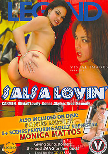 Salsa Lovin' Box Cover