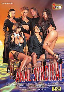 Anal Syndikat Box Cover