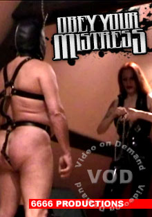Obey Your Mistress Box Cover