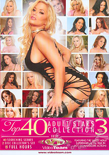 Top 40 Adult Stars Collection Vol. 3 (Disc 1)