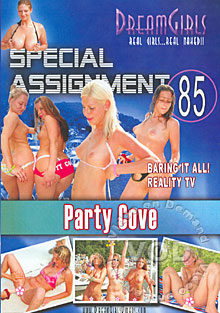 Special Assignment 85 - Party Cove Box Cover