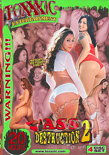 Ass Destruction 2 (Disc 1) Box Cover