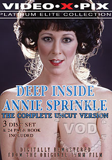 Deep Inside Annie Sprinkle - Platinum Elite Collection (Disc 1 - Full Length Feature)