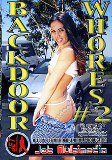 Backdoor Whores #2 Box Cover