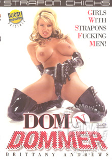 Dom N Dommer Box Cover