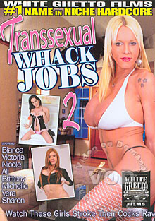 Transsexual Whack Jobs 2 Box Cover