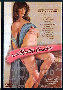 Inside Marilyn Chambers Box Cover