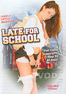 Late For School Box Cover