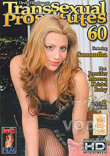 Transsexual Prostitutes 60 Box Cover