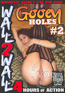 Gooey Holes #2 Box Cover