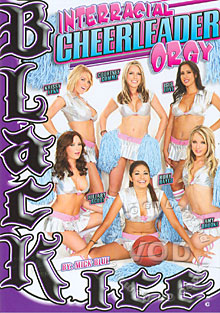 Interracial Cheerleader Orgy Box Cover