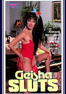 Geisha Sluts Box Cover