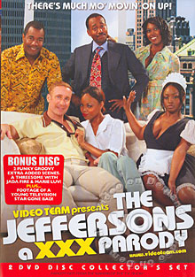 The Jeffersons - A XXX Parody (Disc 1)