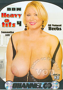 BBW Heavy Tits 4 Box Cover