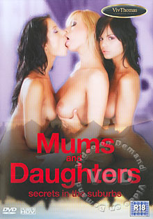 Mums And Daughters - Secrets In The Suburbs