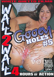 Gooey Holes #5 Box Cover