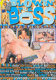 Blowin' The Boss Box Cover - Login to see Back