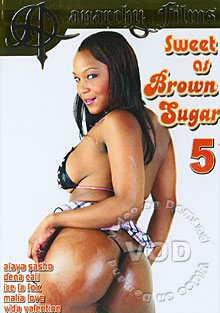 Sweet As Brown Sugar 5 Box Cover